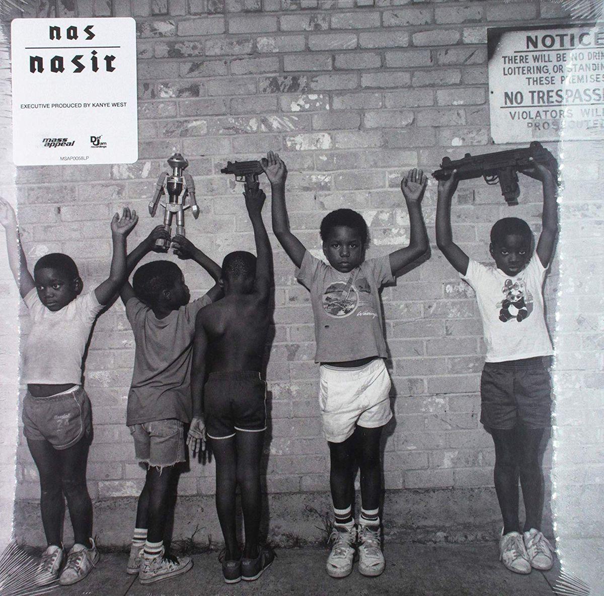 Nas Nas. Nasir (LP) nas для офиса