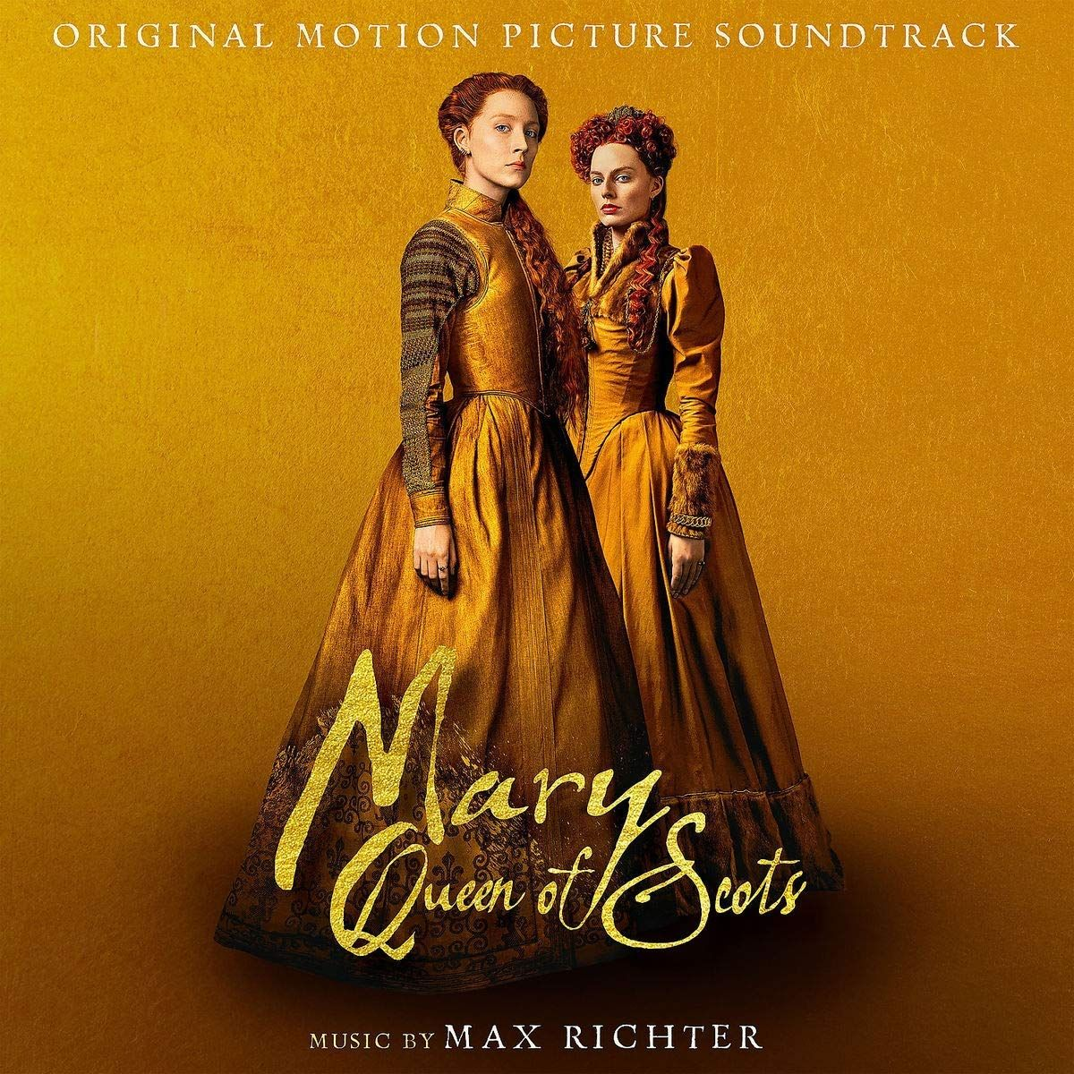 Ost Ost. Mary Queen Of Scots (LP)