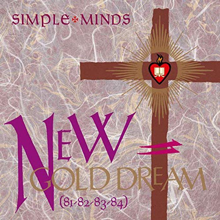 Simple Minds Simple Minds. New Gold Dream (81/82/83/84) (LP) simple minds vancouver