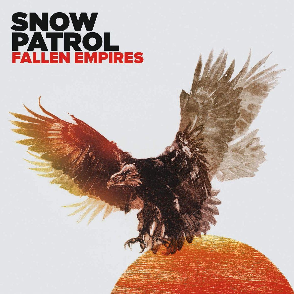 Snow Patrol Snow Patrol. Fallen Empires (2 LP) snow patrol mexico