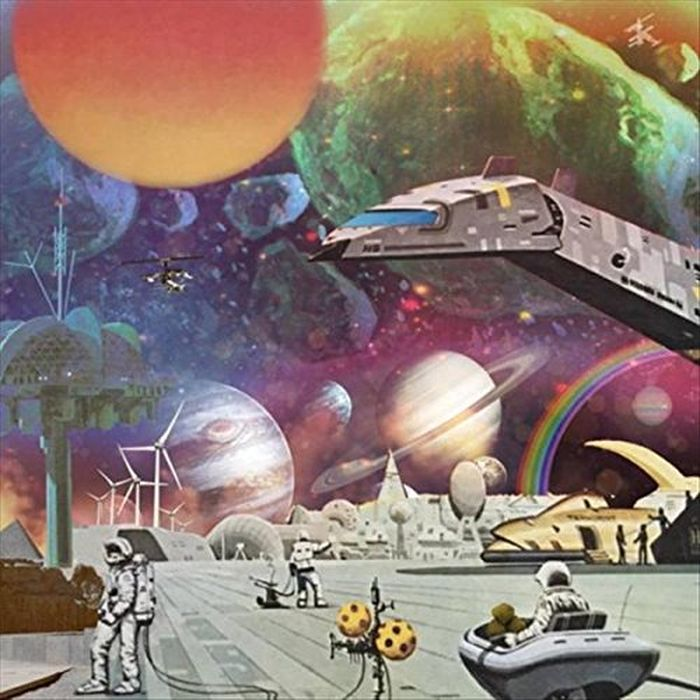 Various Artists Various Artists. Moon Rocks: Extraplanetary Funk, Space Disco And Galactic Boogie (LP) various artists various artists the legacy of… funk 2 lp