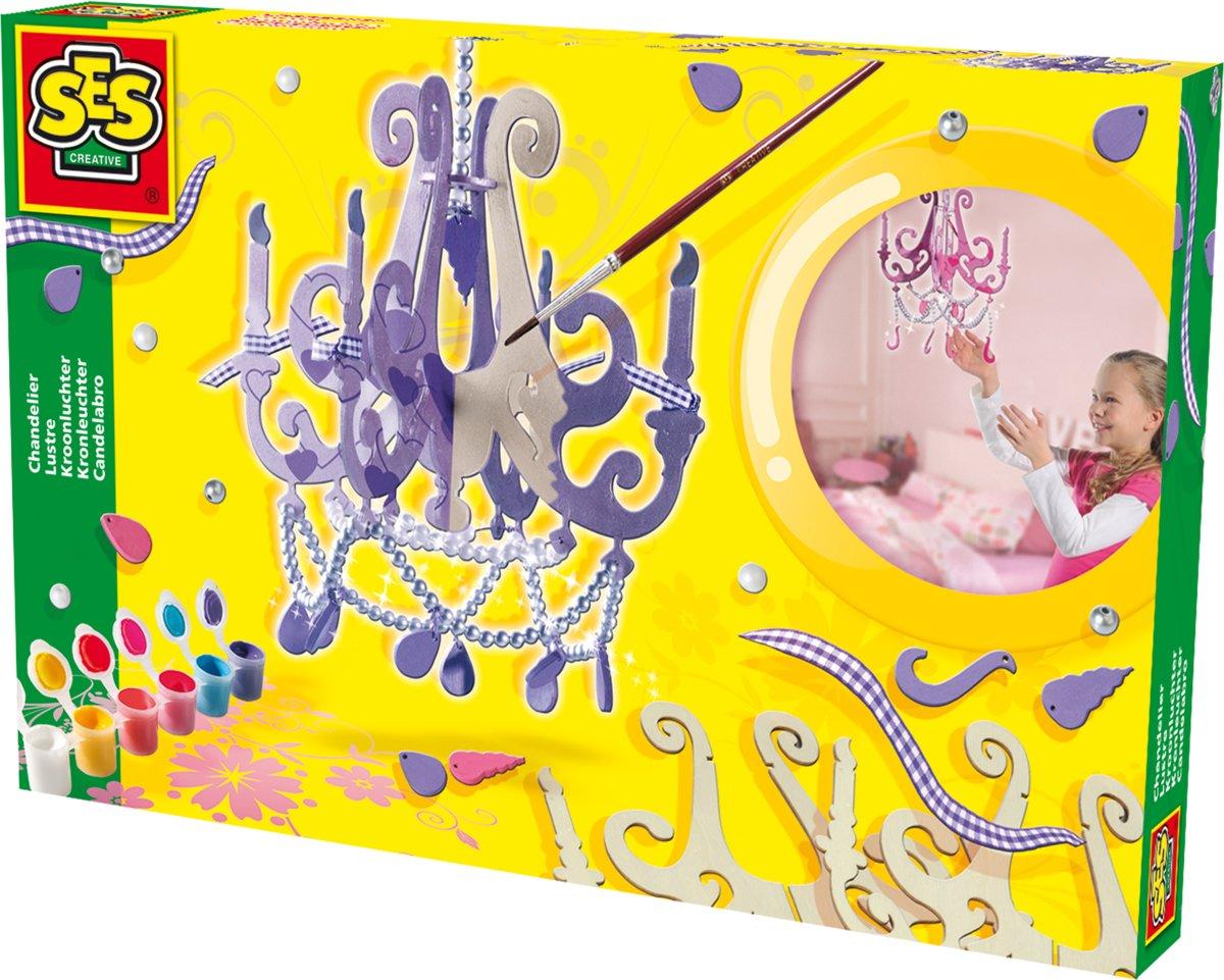Развивающая игрушка SES creative Набор для творчества Подвеска канделябр 14858