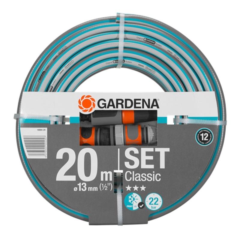 Шланг поливочный GARDENA 18004-20.000.004078500002257Шланг поливочный GARDENA 18004-20.000.00