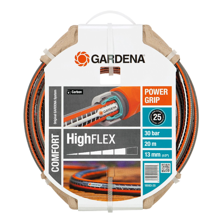 Шланг поливочный GARDENA 18063-20.000.00 шланг gardena superflex