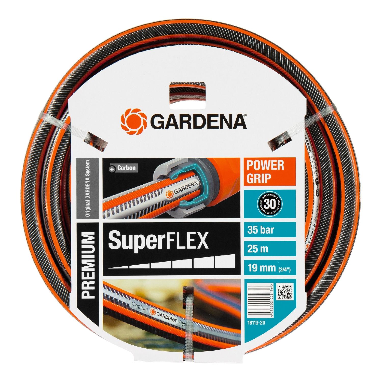 Шланг поливочный GARDENA 18113-20.000.00 gardena 18113 20 000 00 superflex 3 4