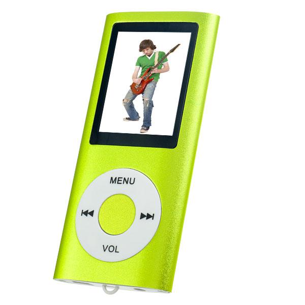 MP3плеер Perfeo I-Sonic, зеленый Perfeo