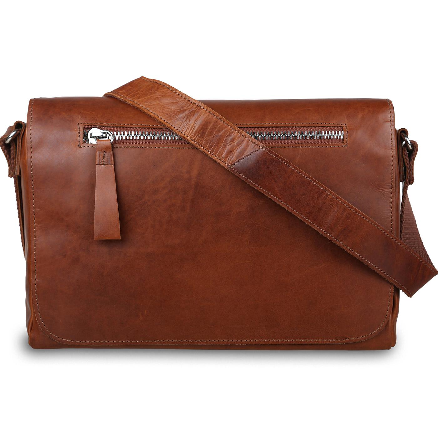 купить Сумка на плечо Ashwood Leather 1664 по цене 13960 рублей