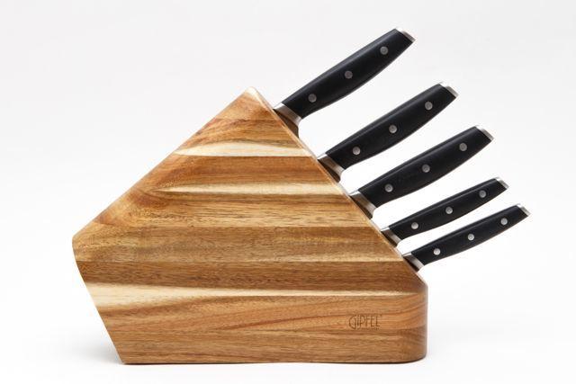цена на Набор кухонных ножей GIPFEL 6689