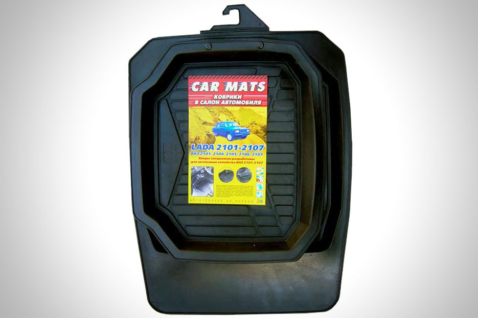 Коврик для багажника авто Seintex ВАЗ (Лада) Kalina на авто лада 2106 как промыть карбюратор не работают холостые обороты