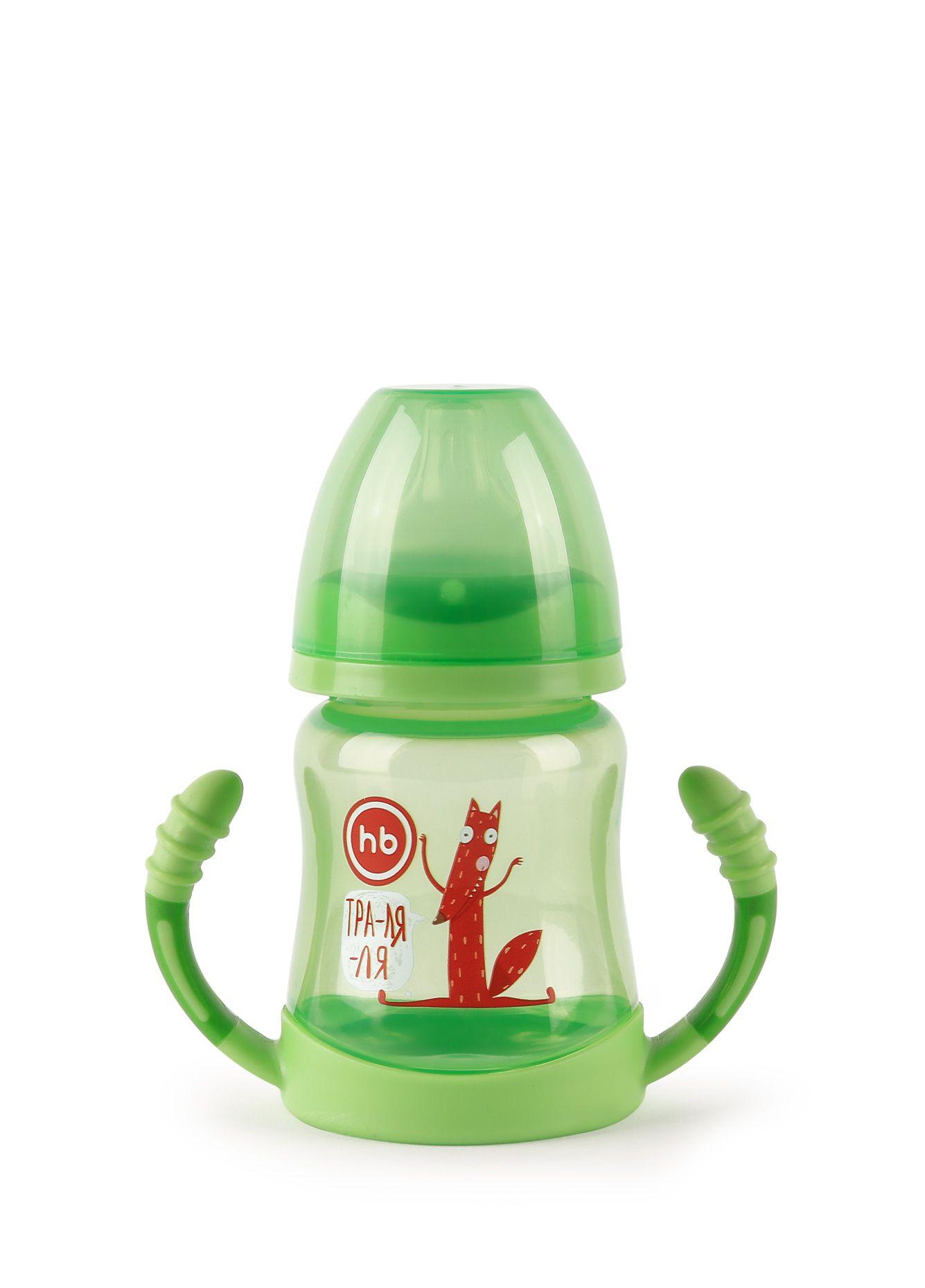 Поильник Happy Baby 14013 зеленый