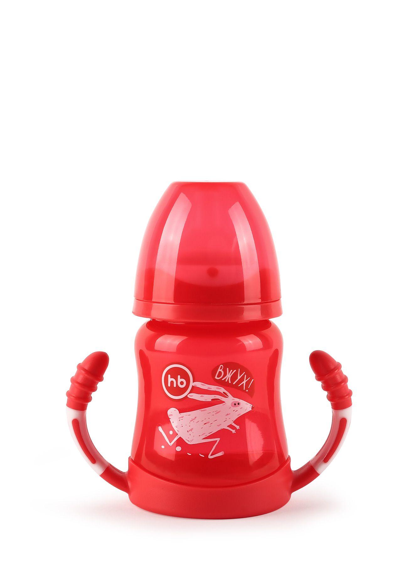 Поильник Happy Baby 14013 красный
