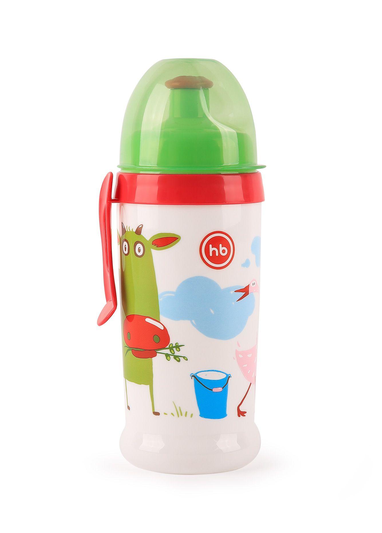 Поильник Happy Baby 14014 зеленый