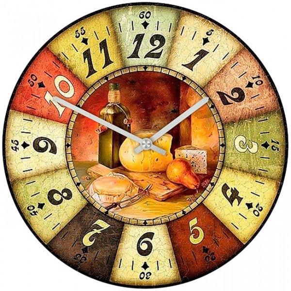 Настенные часы Kitchen Interiors 4001068 настенные часы kitchen interiors 3011321