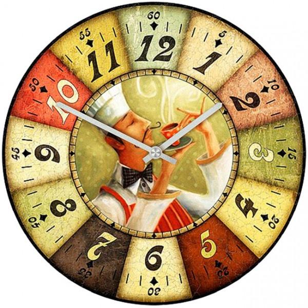 Настенные часы Kitchen Interiors 4001069 настенные часы kitchen interiors 3011321