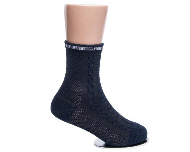 Носки LANSA носки детские soxo цвет темно серый 77805 5 размер 16 18