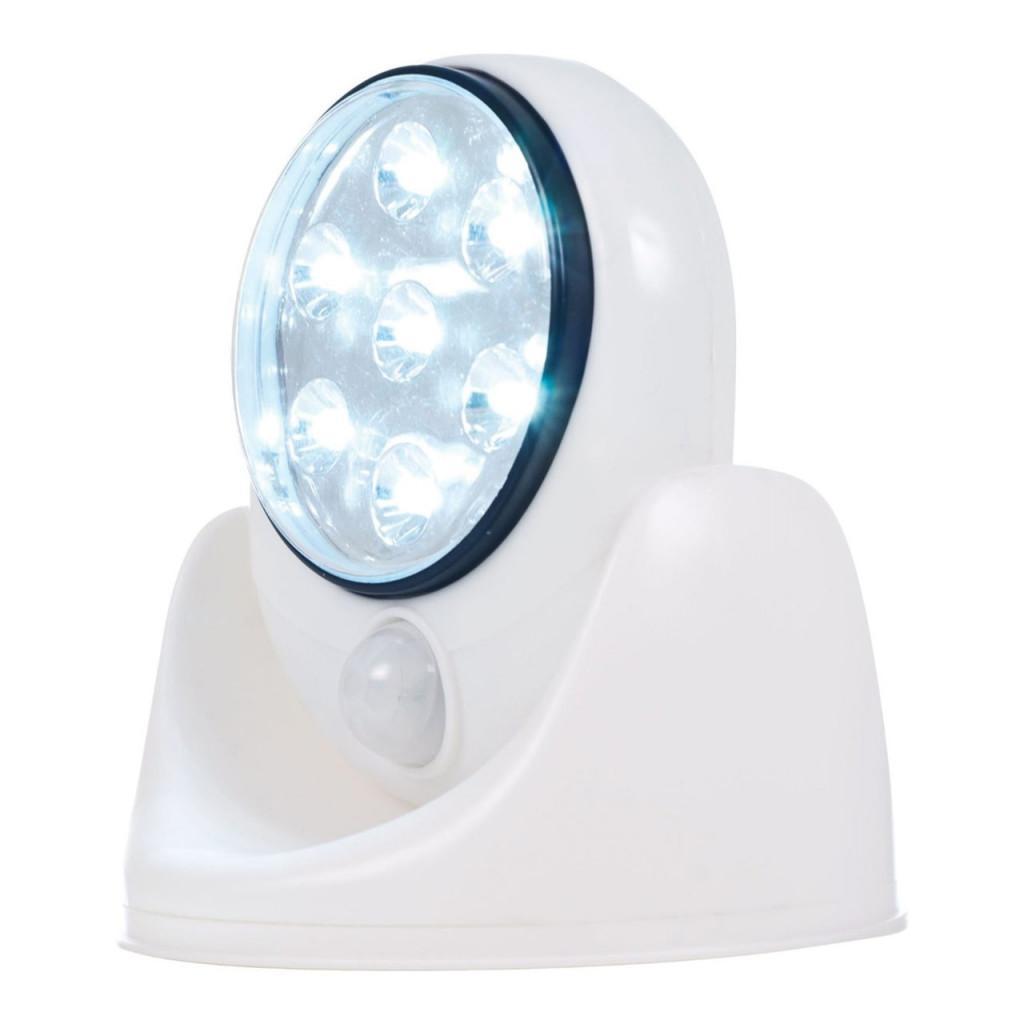 Подвесной светильник Migliore Светодиодный Led с датчиком движения, 2 АА светильник с датчиком света и движения