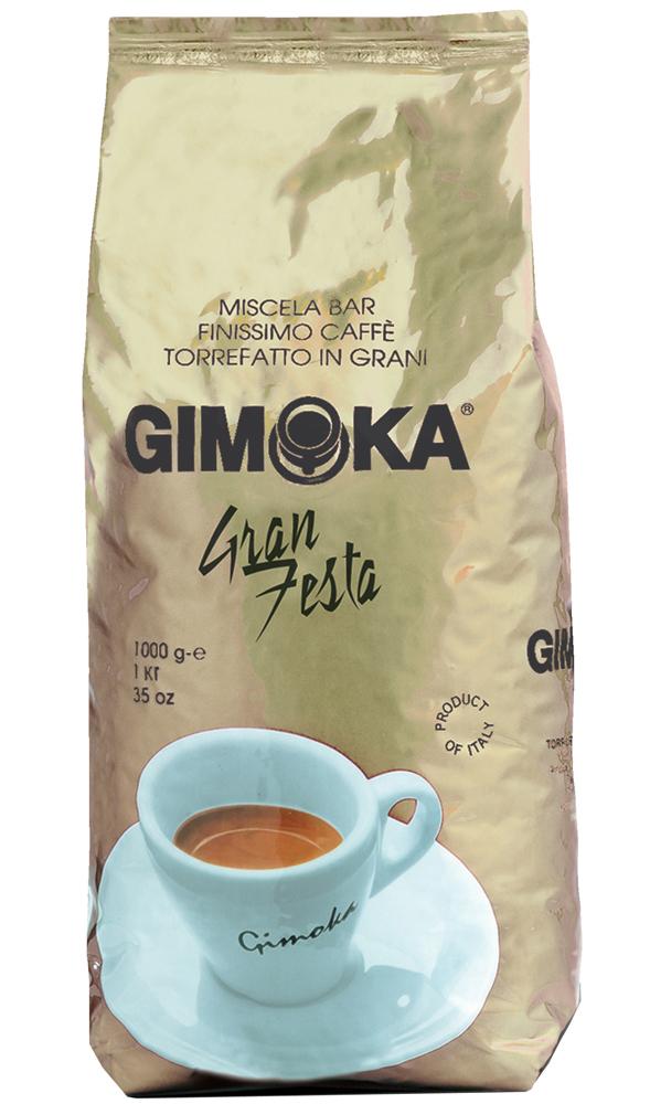 Кофе в зернах Gimoka GRAN FESTA, 1 кг стоимость