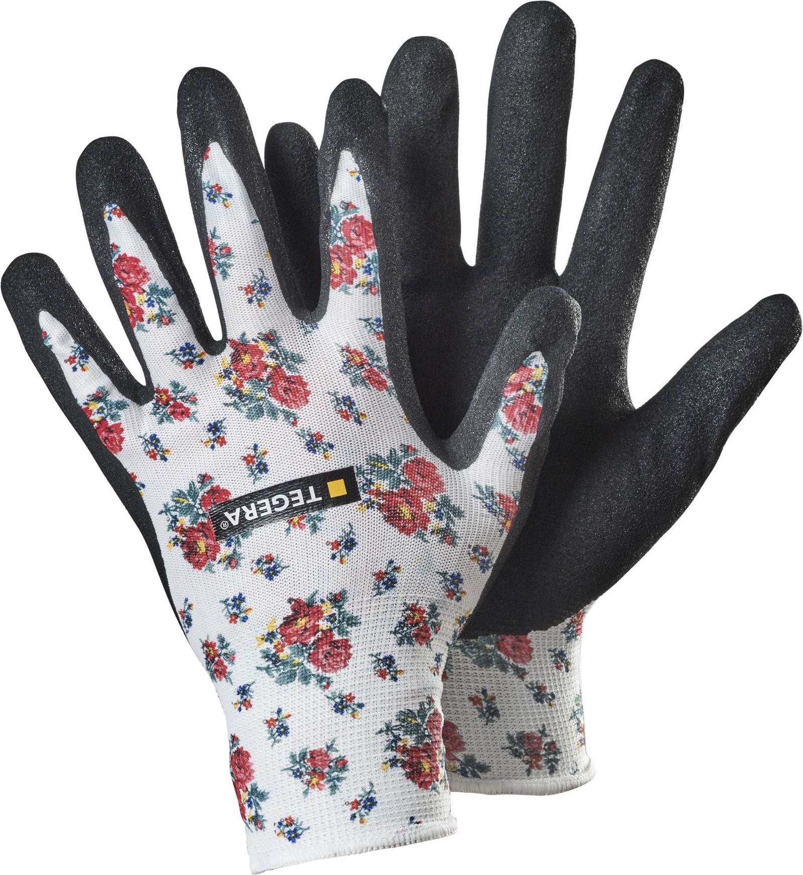 Перчатки хозяйственные Берта 90065, черный перчатки мужские сплав catch цвет черный 1581320 размер 8