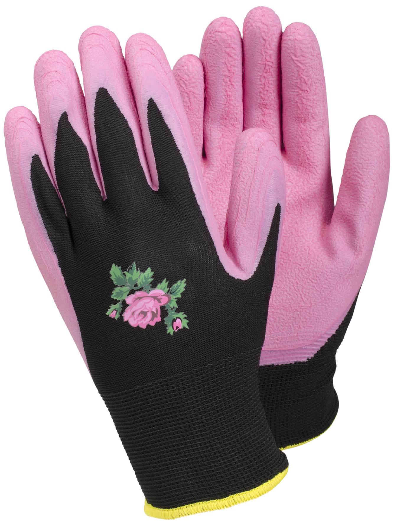 Перчатки хозяйственные Берта 90067 перчатки мужские сплав catch цвет черный 1581320 размер 8