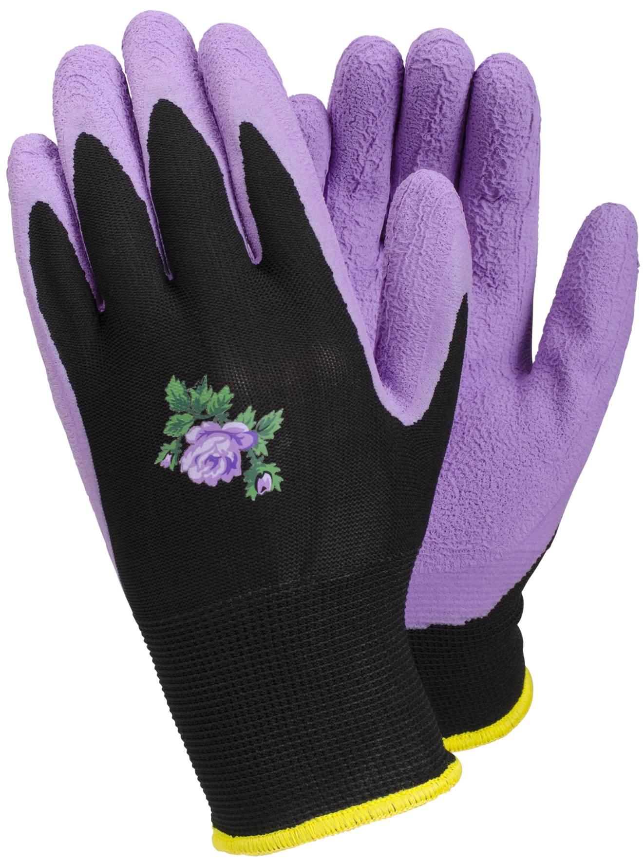 Перчатки хозяйственные Берта 90068 перчатки мужские сплав catch цвет черный 1581320 размер 8