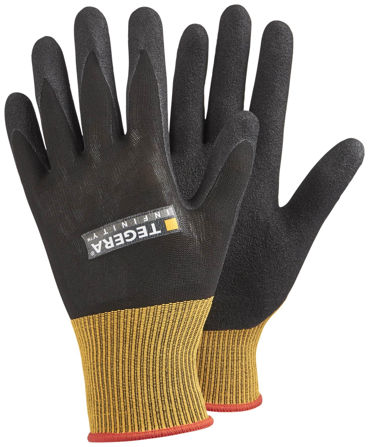Перчатки защитные TEGERA 8801, черный