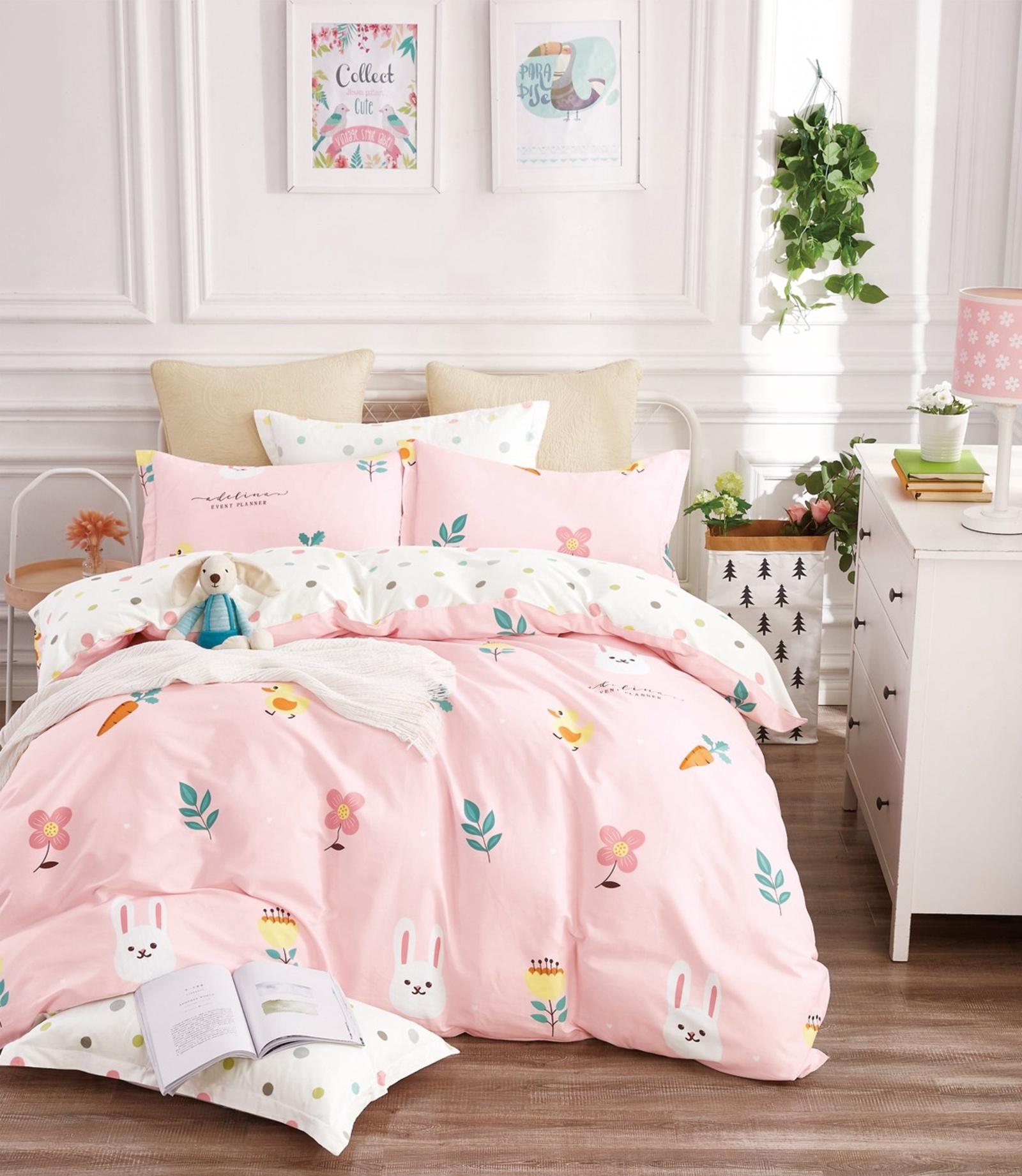 Комплект постельного белья Dream Time BLK-46-SP-413-1CBLK-46-SP-413-1CКомплект постельного белья,простыня: 160*220, пододеяльник: 145*215, 1 наволочка 70*70.