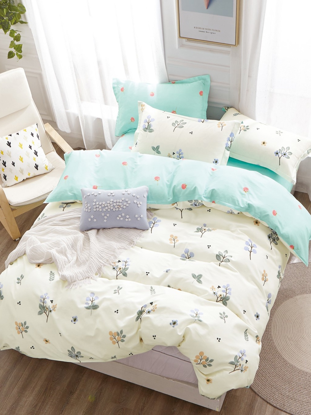 цена на Комплект постельного белья Dream Time BLK-46-SP-418-1C