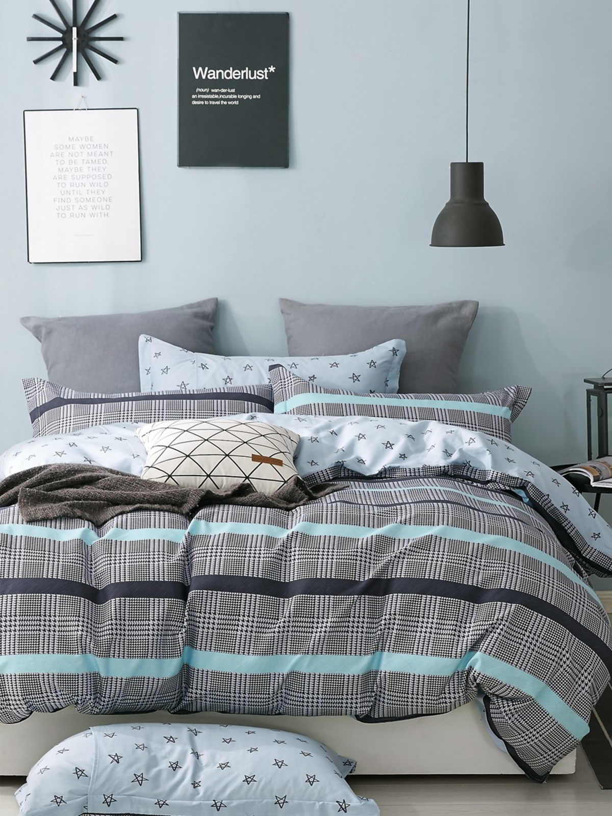 Комплект постельного белья Dream Time BLK-46-SP-432-1C