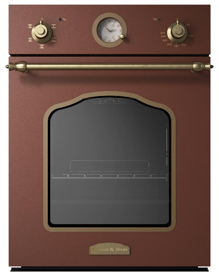 Духовой шкаф Zigmund & Shtain EN 110.622 M, медь