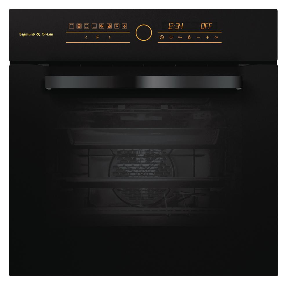Духовой шкаф Zigmund & Shtain EN 162.921 B, черный