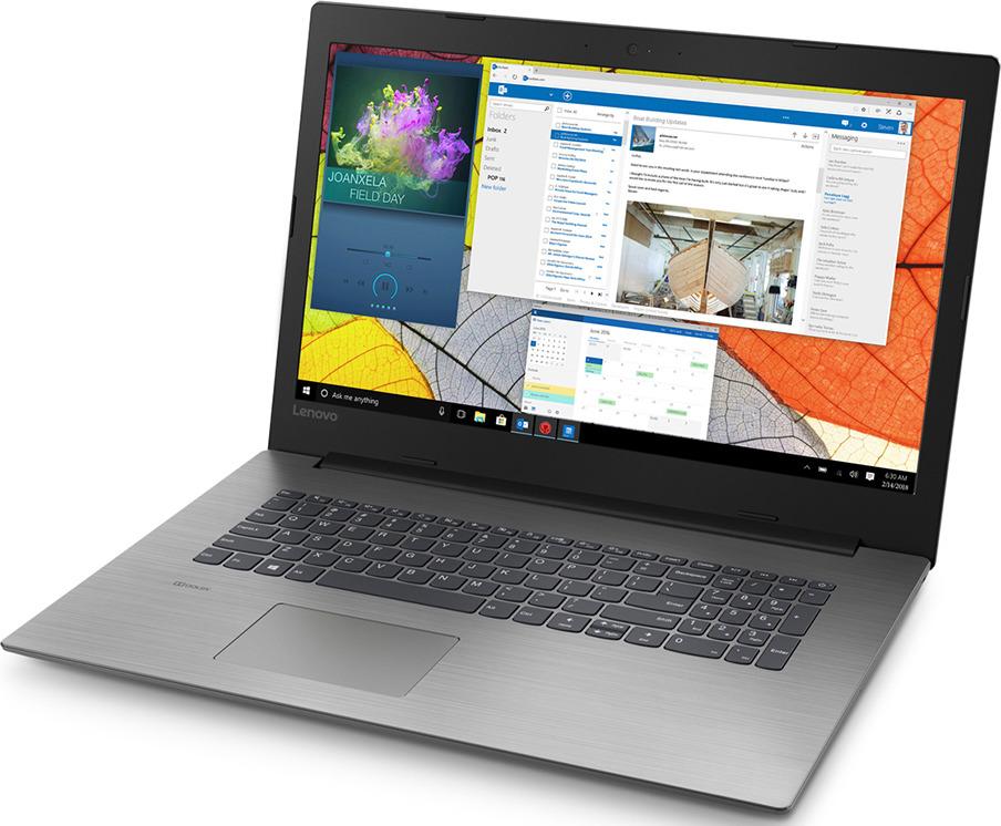 17.3 Ноутбук Lenovo IdeaPad 330-17IKB 81DM006JRU, черный 17 3 ноутбук lenovo ideapad 330 17ikb 81dk003tru черный