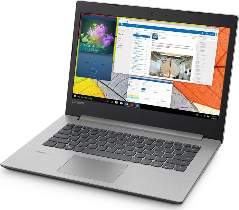 Ноутбук Lenovo IdeaPad 330-14AST, 81D5004ARU, 14, черный lenovo miix5 elite комбо таблетки 12 2 дюймов i3 6100u 4g памяти 128g win10 содержит клавиатуру стилус office черный шторм