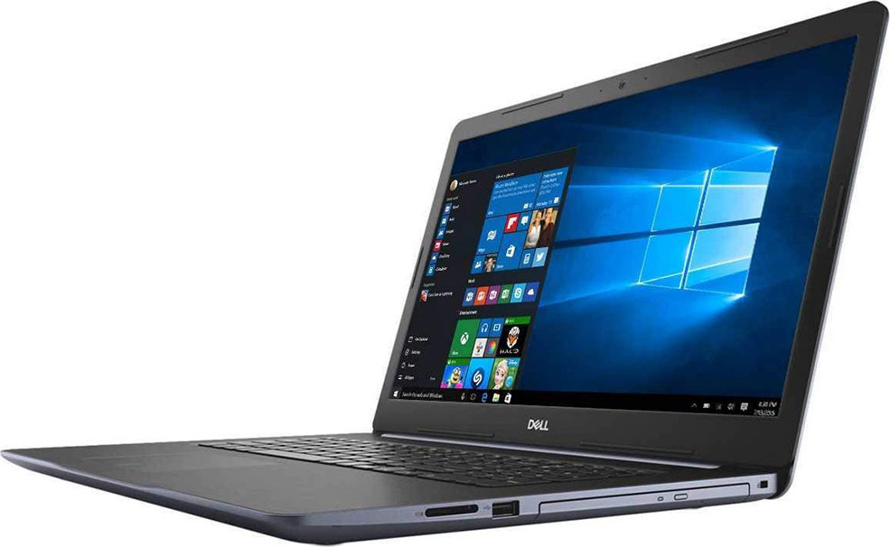 15.6 Ноутбук Dell Inspiron 5570 5570-5324, синий ноутбук синий