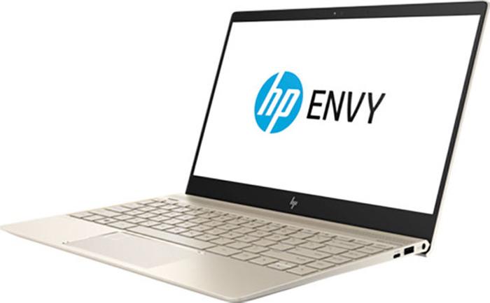 Ноутбук HP Envy 13-ad007ur, 1WS53EA, 13.3, золотой ультрабук hp envy 13 ad103ur 2pp90ea
