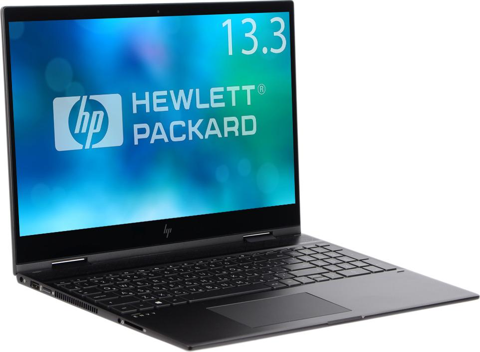 Ноутбук HP Envy x360 13-ag0001ur, 4GQ80EA, 13.3, серый ультрабук hp envy 13 ad103ur 2pp90ea
