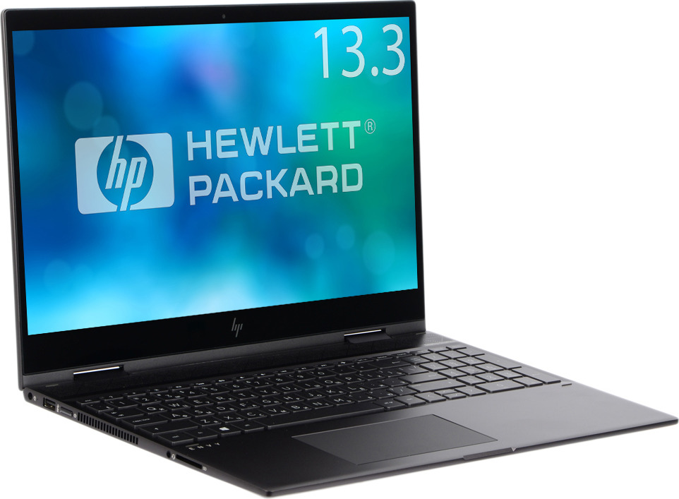цена на Ноутбук HP Envy x360 13-ag0001ur, 4GQ80EA, 13.3, серый
