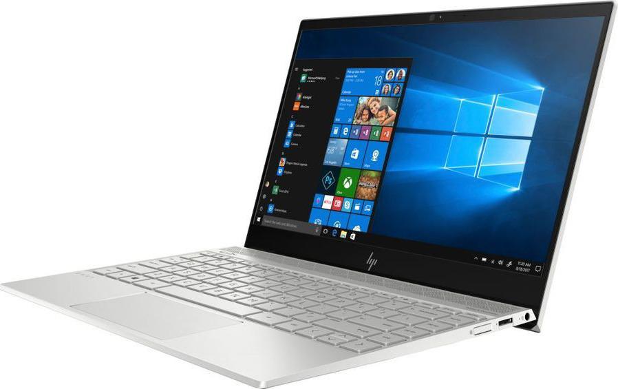 Ноутбук HP Envy 13-ah1007ur, 5CU77EA, 13.3, серебристый ультрабук hp envy 13 ad103ur 2pp90ea