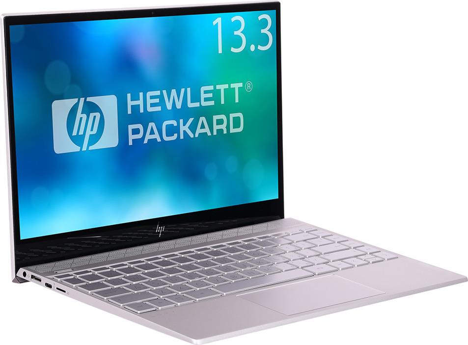 Ноутбук HP Envy 13-ah1005ur, 5CU69EA, 13.3, серебристый ультрабук hp envy 13 ad103ur 2pp90ea