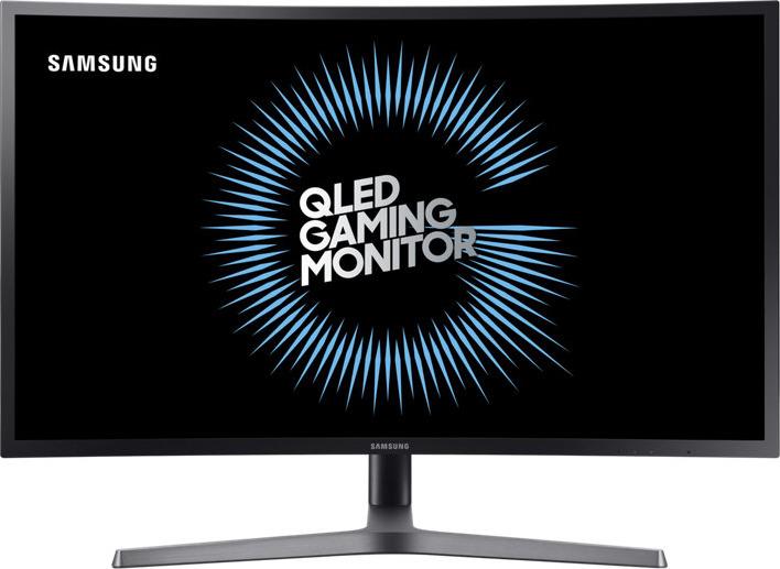 Монитор Samsung C32HG70QQI, LC32HG70QQIXCI, 31.5 samsung dark