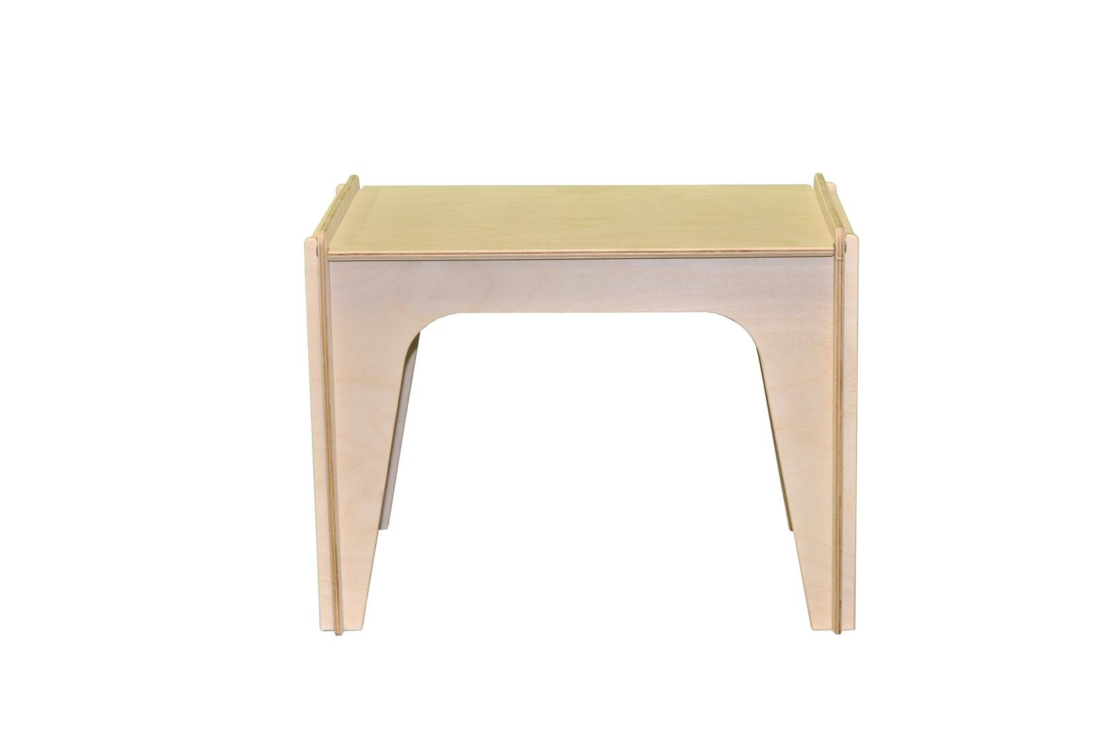 Мебель для кукол Woodlines Стол бежевый