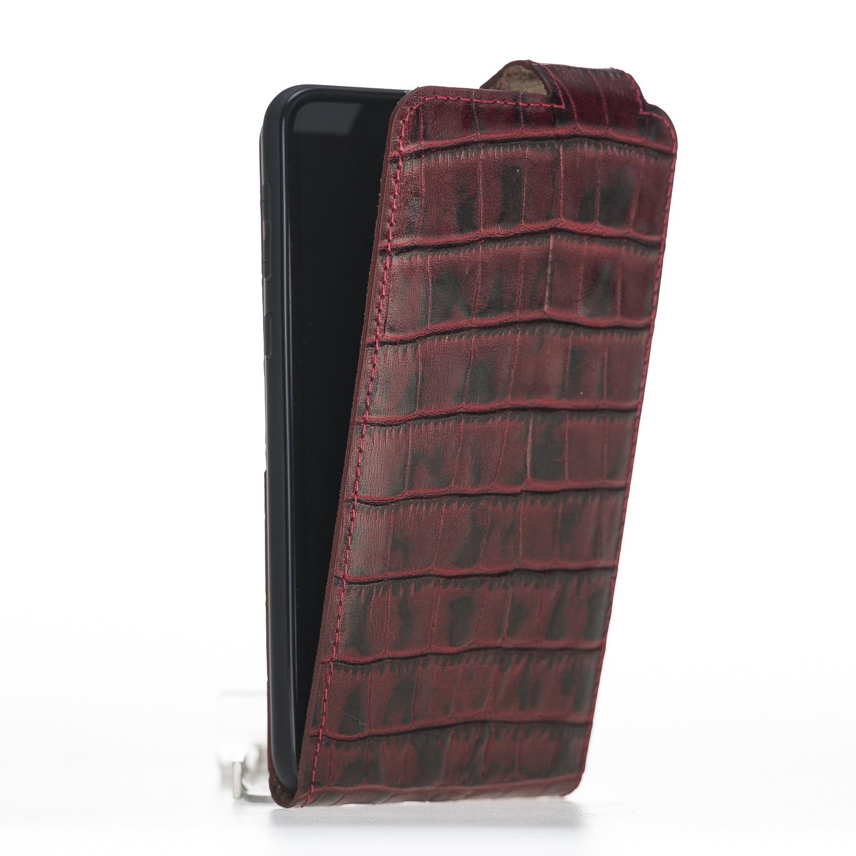 Чехол для сотового телефона Bouletta для Samsung S10 FlipCase, бордовый