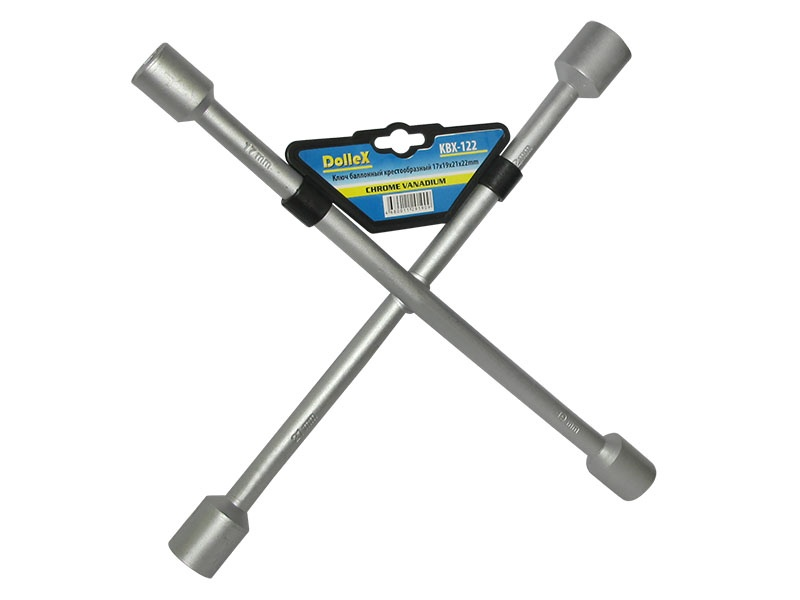 Ключ баллонный крестовой 17x19x21x22 цена 2017
