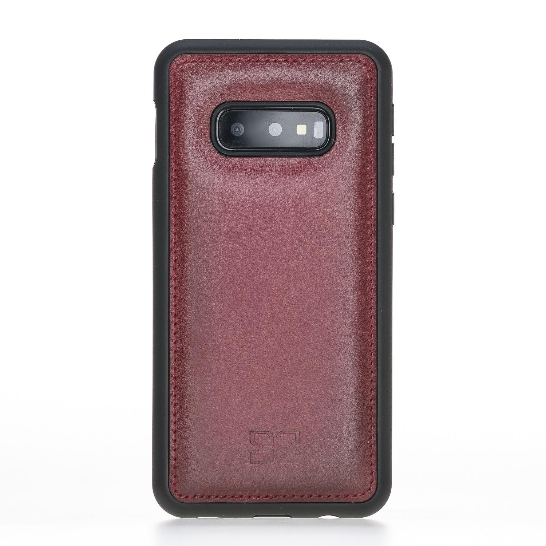 Чехол для сотового телефона Bouletta для Samsung S10 Lite FlexCover, бордовый