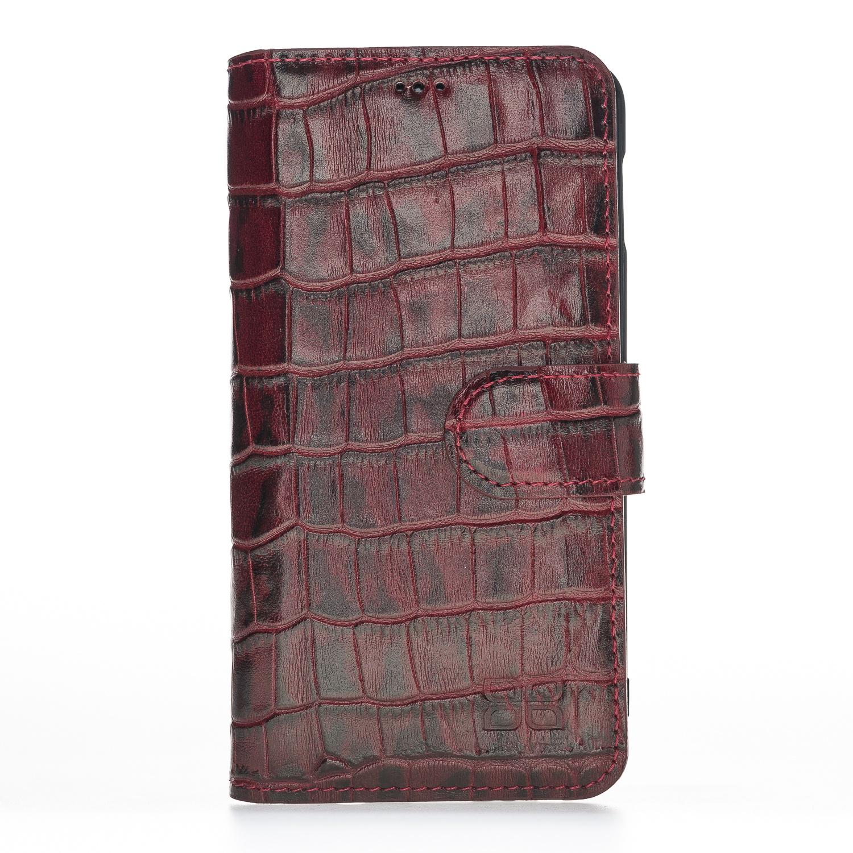 Чехол для сотового телефона Bouletta для Samsung S10 Lite WalletCase, бордовый