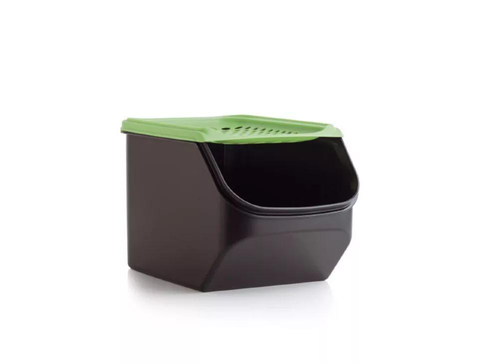 Емкость для лука Tupperware А04, черный