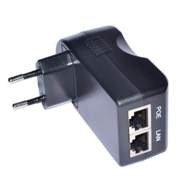 Инжектор PoE OSNOVO Midspan-1/151A 4 in 1 power over ethernet midspan splitter 10 100mbps ieee802 3at af 12v 2a ip camera poe splitter
