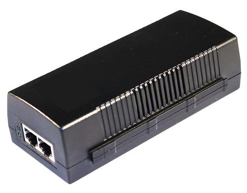 Инжектор PoE OSNOVO Midspan-1/300G 4 in 1 power over ethernet midspan splitter 10 100mbps ieee802 3at af 12v 2a ip camera poe splitter