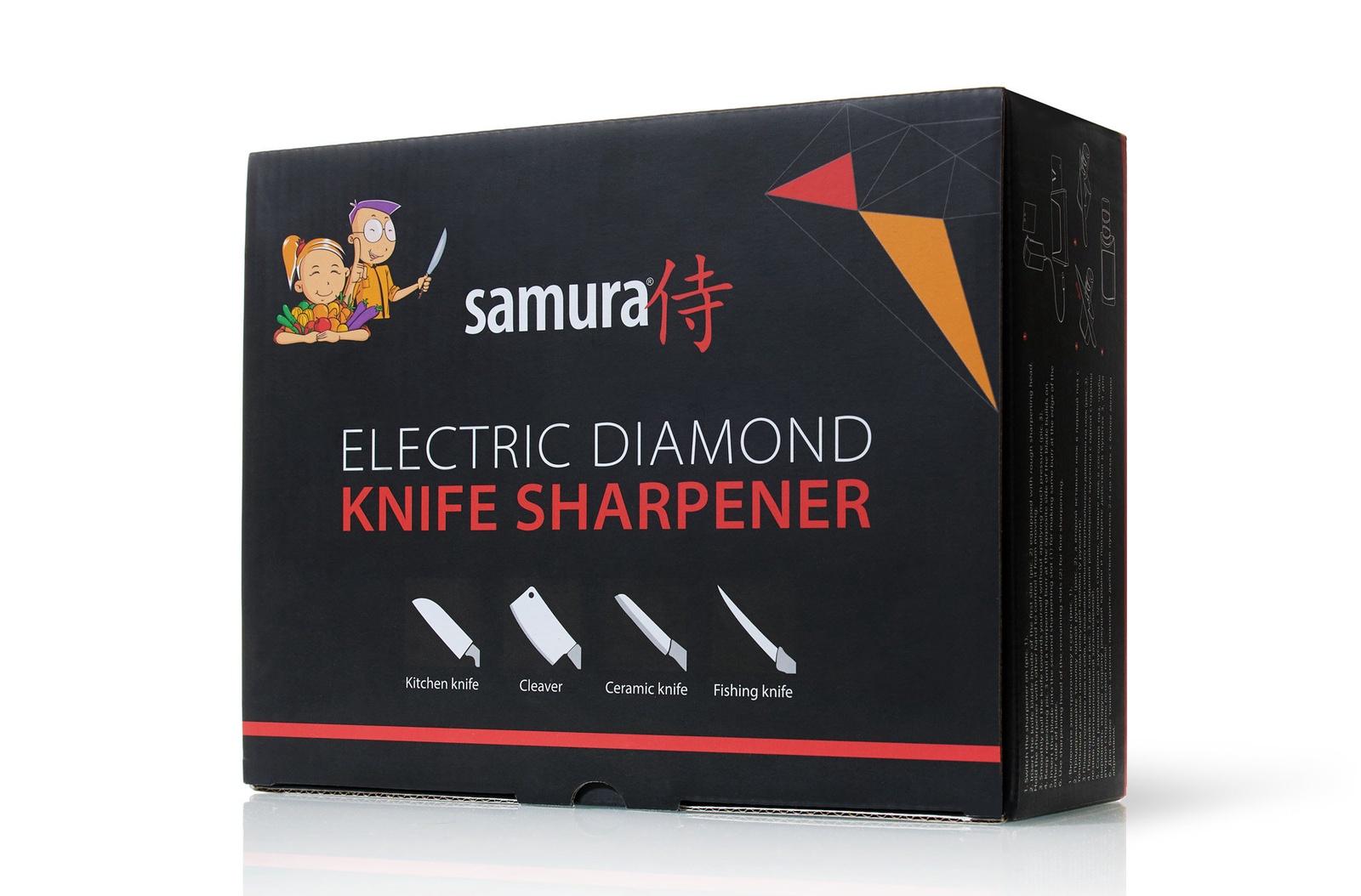 Ножеточка электрическая Samura SEC-2000 Samura
