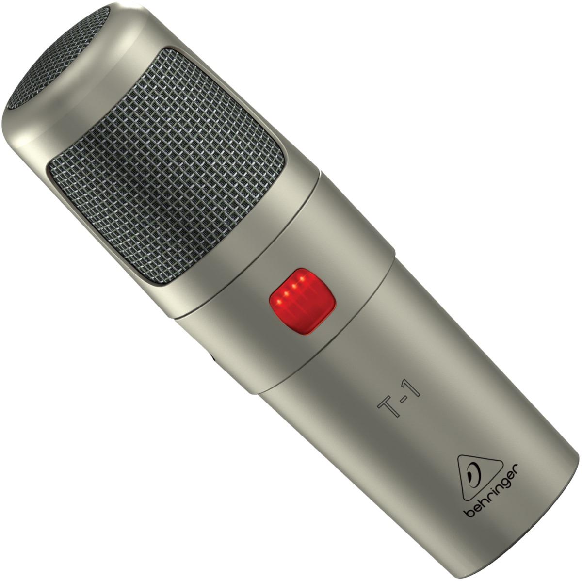 Микрофон Behringer T-1 студийный микрофон behringer t 1 tube condenser microphone