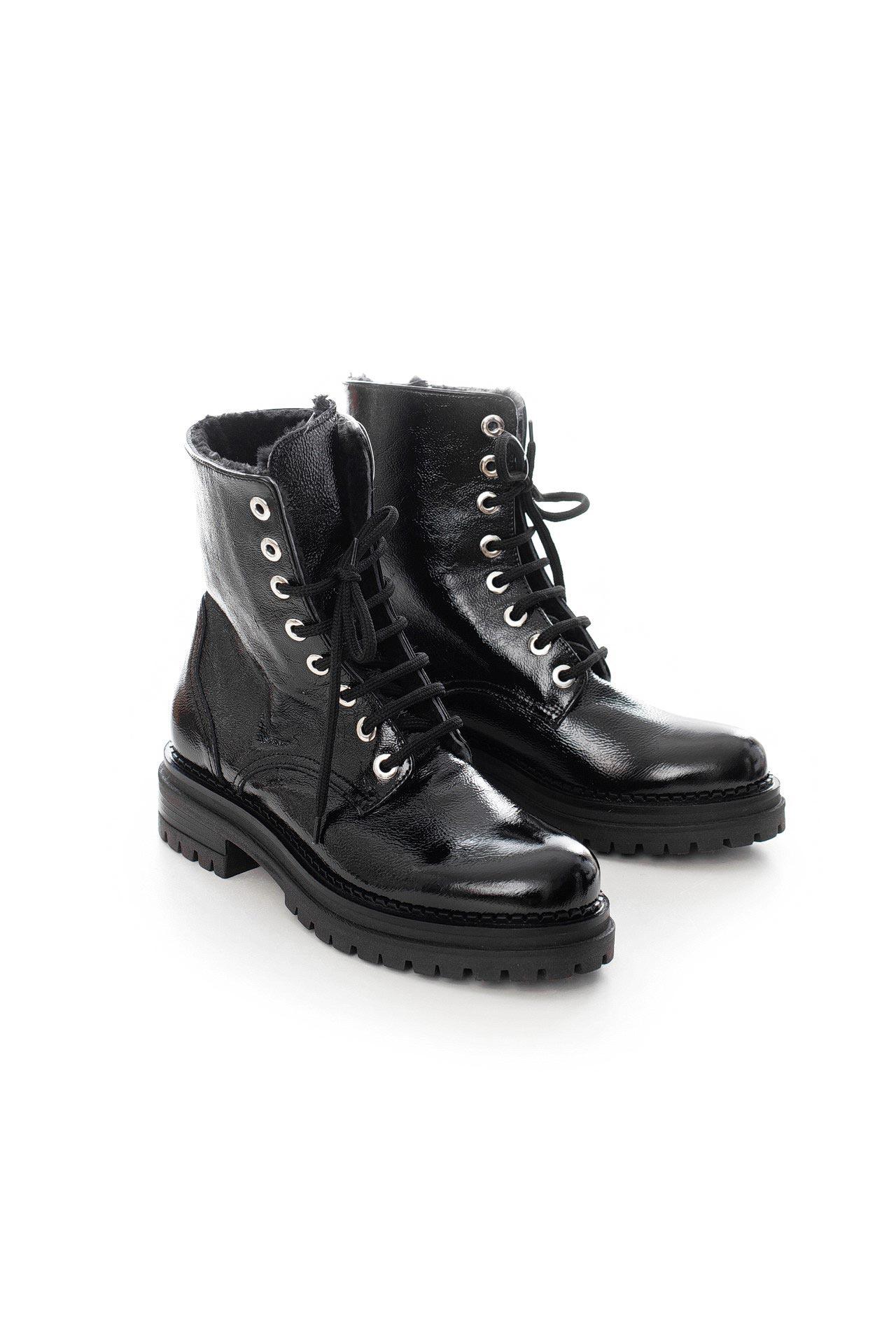 Ботинки Leticia Milano by Spaziomoda ботинки дерби кожаные на шнуровке elinor